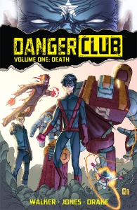 Danger Club Image Comics