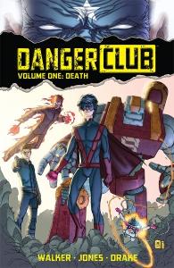 Danger Club Image Comics