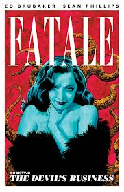Fatale Volume 2. Image comics