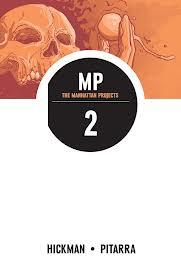 Manhattan Projects Vol 2. Image Comics