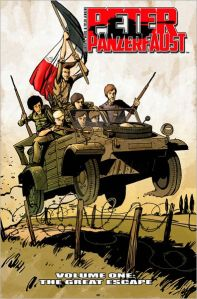 Peter Panzerfaust Vol. 1 Image comics