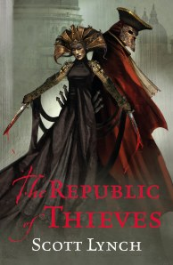 The Public of Thieves by Scott  Lynch