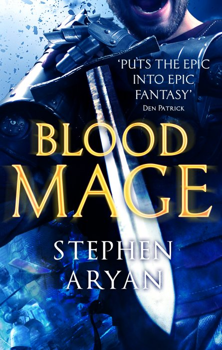 Bloodmage Stephen Aryan