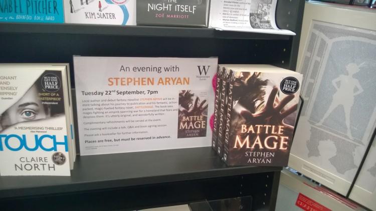 Battlemage - Stephen Aryan Leeds