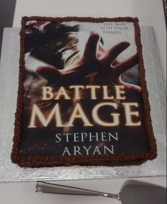 Battlemage Cake - Whitley Bay 2016