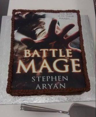 Battlemage Cake - Whitley Bay 2016