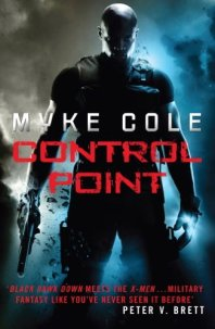 Control Point by Myke Cole
