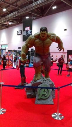 The Hulk, grrrr