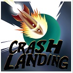 Crash Landing Logo