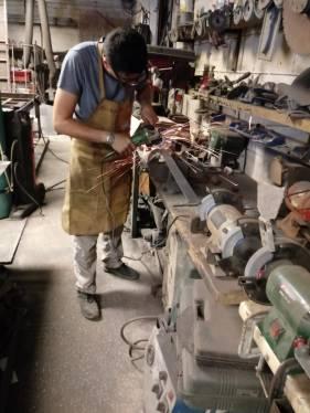 axle grinder