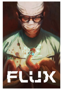 Flux cover