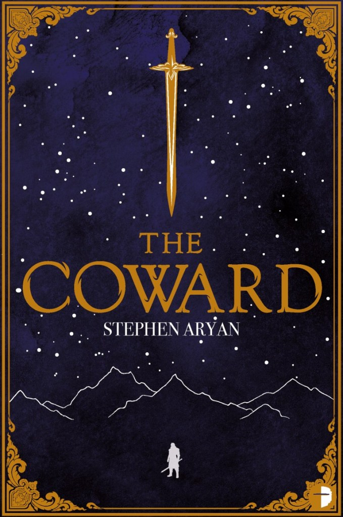 the coward book cover